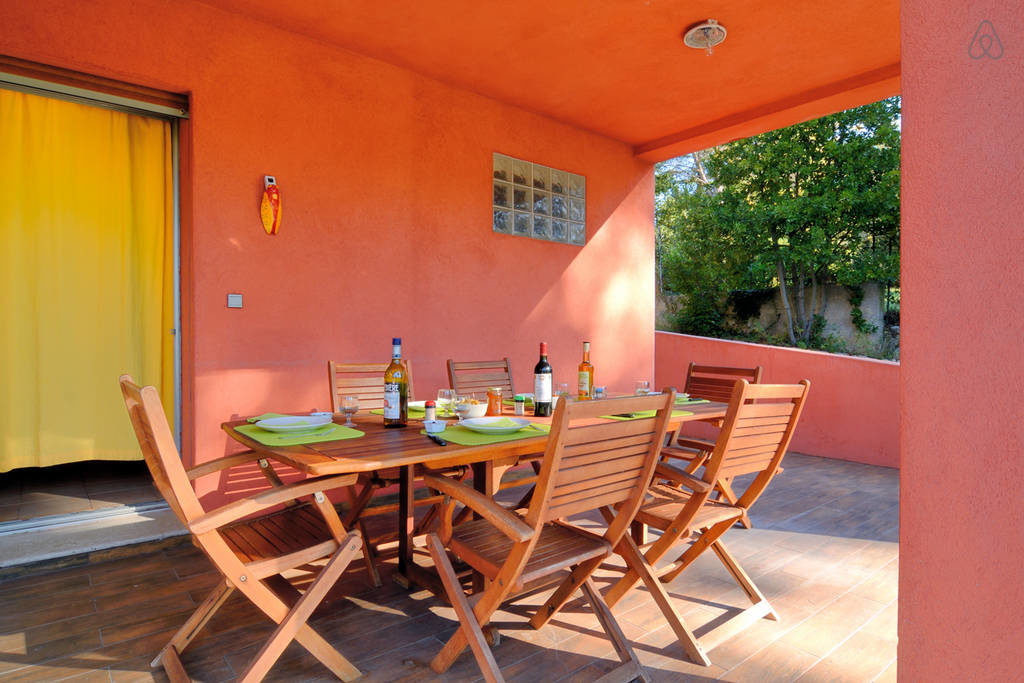 Escale Bicolore Une villa très confortable